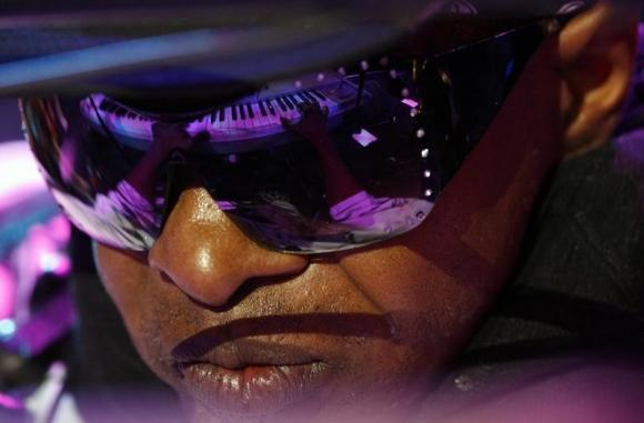 Sly Stone Photo: REUTERS/Denis Balibouse/Files