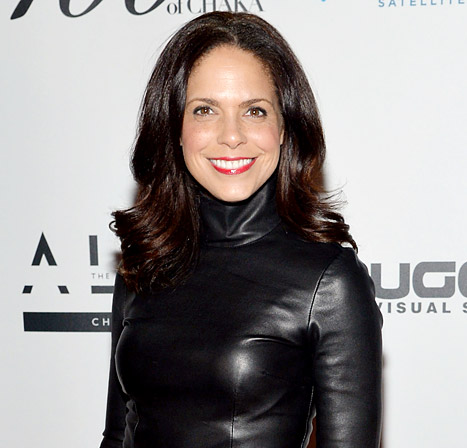 Soledad O'Brien GettyImages.com