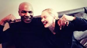 Mike Tyson & Madonna