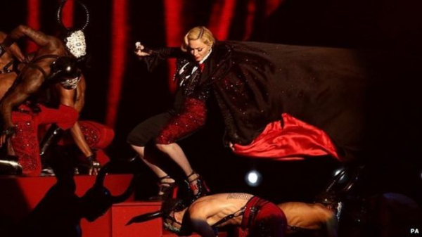 Madonna Brit Awards 2015