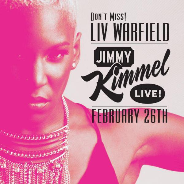 Liv Warifeld Jimmy Kimmel