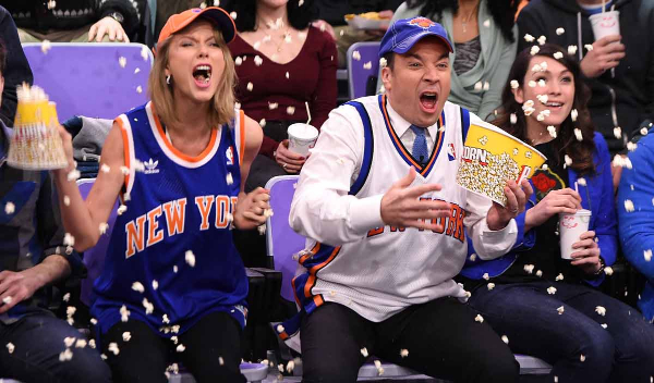 Taylor Swift & Jimmy Fallon