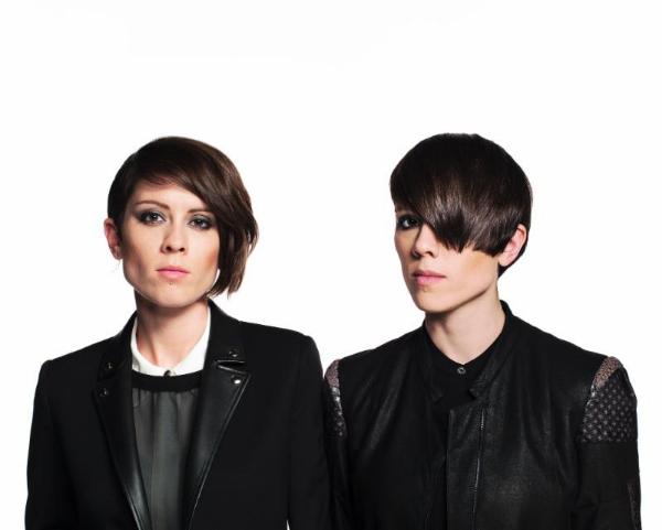 Tegan & Sara Promo Photo