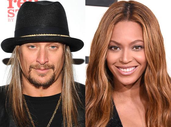 Kid Rock & Beyonce Photo: Eonline.com