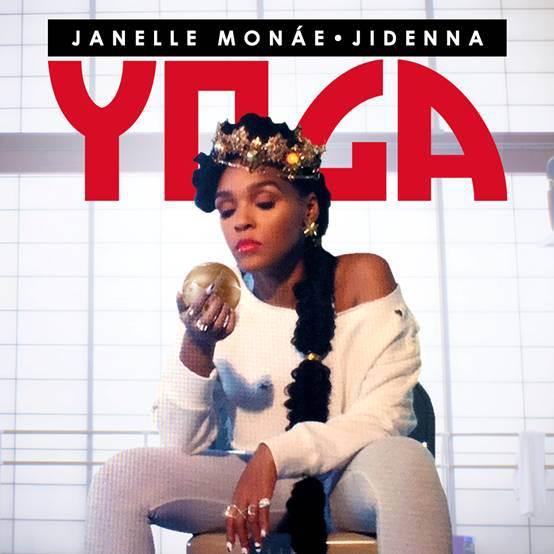 Janelle Monae Yoga