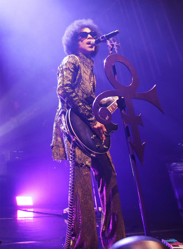 PRINCE Photo: NPG Records / Chelsea Lauren