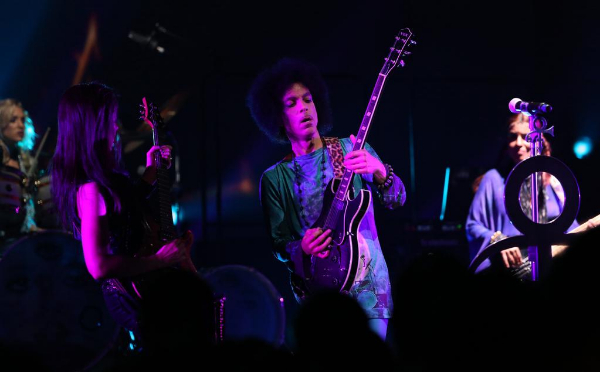 PRINCE & 3RDEYEGIRL Photo: NPG RECORDS 2015