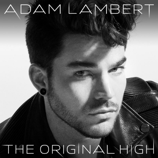 Adam Lambert The Original High Album Cover