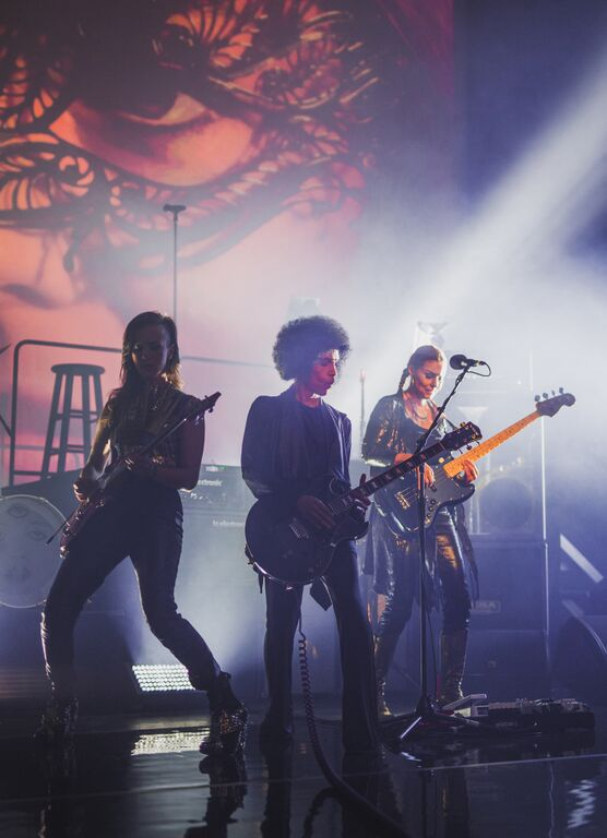 Prince & 3RDEYEGIRL Photo: Karrah Kobus / NPG Records