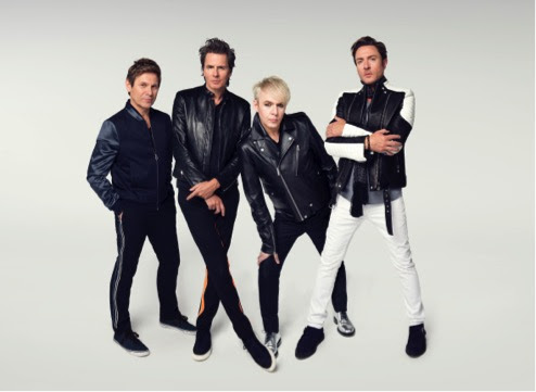 Duran Duran Photo: Stephanie Pistel