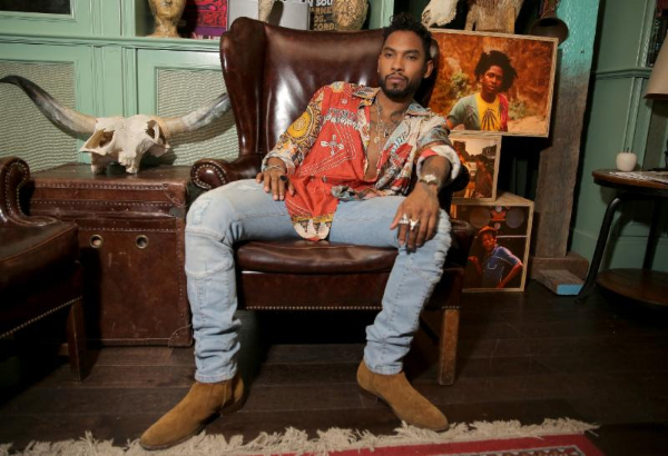 Miguel Photo by Chelsea Lauren/Getty Images for Pandora)