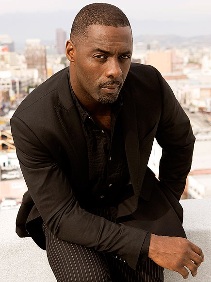Idris Elba File Photo