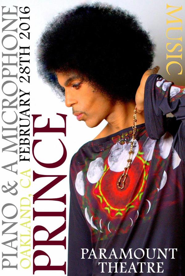 Prince Oakland 2016