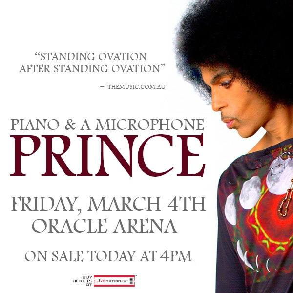 Prince Oracle Arena