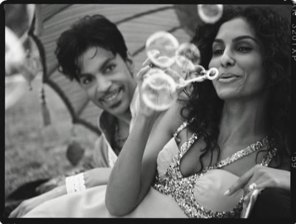 Prince & Manuela Testolini Photo: Afshin Shahidi