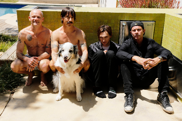 Red Hot Chili Peppers File Photo