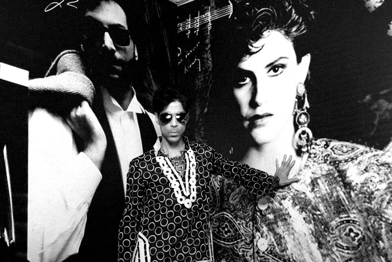 Bobby Z. & Wendy Melvoin. Exclusive Photo For DrFunkenberry.com Courtesy NPG Records 2011