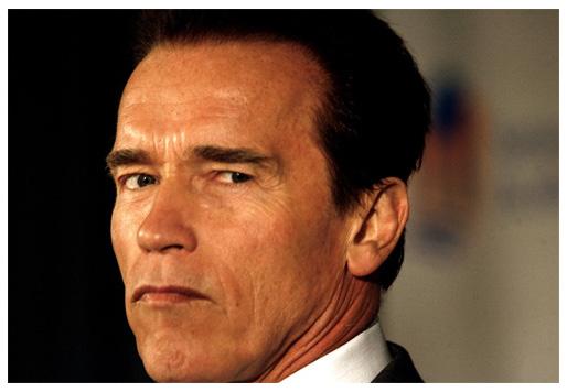 Arnold Schwarzenegger File Photo