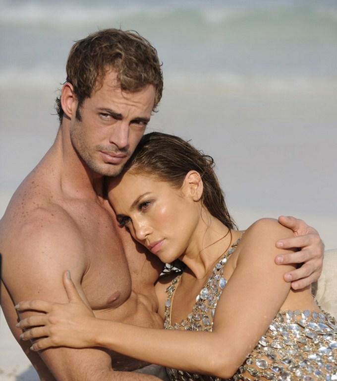 William Levy & Jennifer Lopez. File Photo