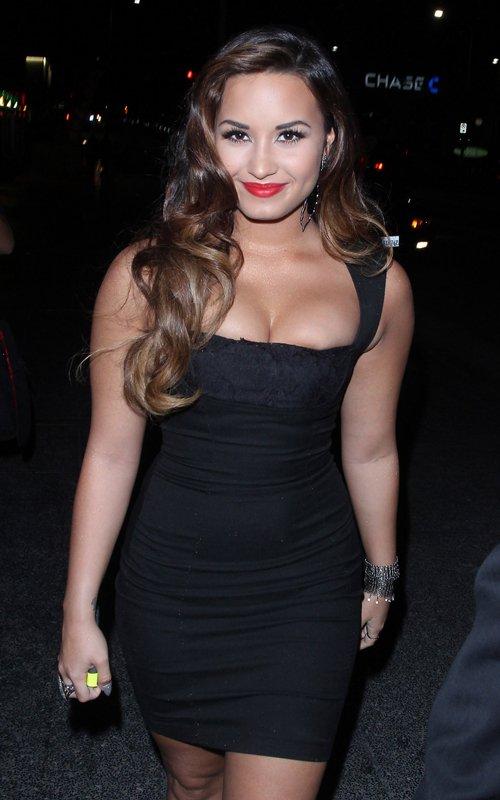 Demi Lovato Photo: PacificCoastNewsOnline.com