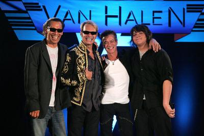 Van Halen. Promo Photo