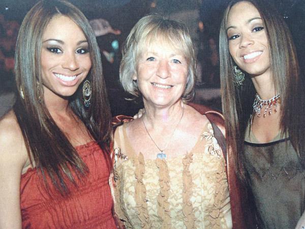 The Twinz & Maureen Gwendaline Moseley