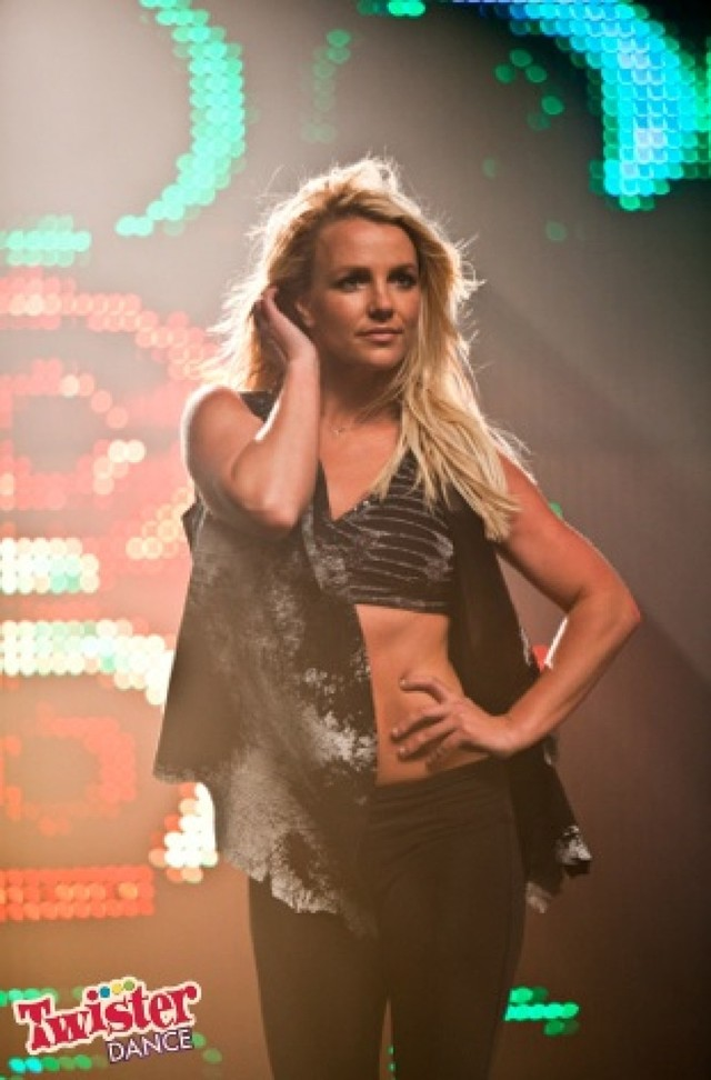 Britney Spears Twister Video Photo
